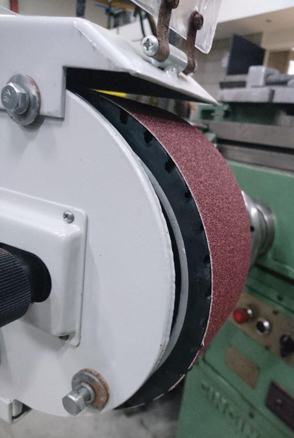 schuurband detail
